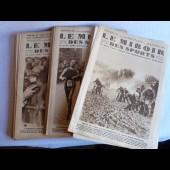 Revues Le Miroir du Sport 1928 Année Complète