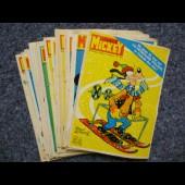 Journal de Mickey Walt Disney (x20)