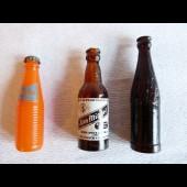 Miniatures Bouteilles PEPSI COLA FANTA SAN MIGUEL Boissons