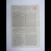 Journal des débats politiques et littéraires n°111 de 1822