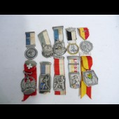 Médailles de Tir Suisse (10)