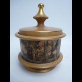 Pot à tabac céramique