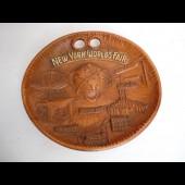 Plateau commémoratif de l'exposition Universelle de New York World's Fair