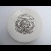 Assiette céramique Moto Club F.I.M. ceramica pimontese