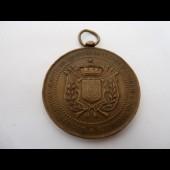 Médaille de tir Communes de France Algérie et Colonies