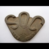 Médaille SOC 50 ans F.I.E.S MAYAN.C° Marseille