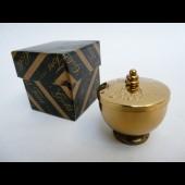 Boite à bijoux Gold Tone Saccharin box