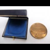 Médaille Sport Nautique Genève Suisse 1938
