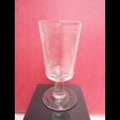 Ancien verre de bistrot