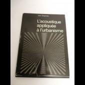 Livre L'acoustique appliquée à l'urbanisme Jean Stryjenski