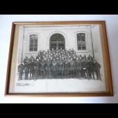 Ancienne Photo de Pompiers