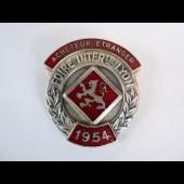 Médaille D'acheteur étranger Foie de Lyon 1954 A.Augis