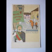 CPA Suisse Fêtes Jubile Genève 1909