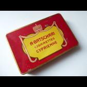 Boite cigarettes Cyprienne
