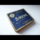 Boite cigarettes Sirene