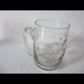 Chope à bière verre Suisse